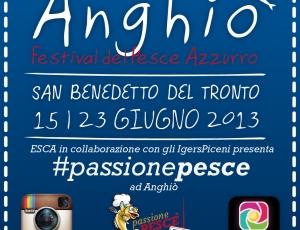 IgersPiceni e Passione Pesce al Festival del pesce azzurro