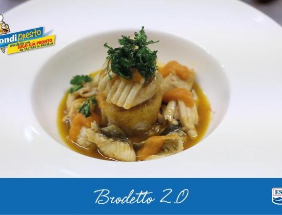 Brodetto di pesce 2.0, versione al cucchiaio della zuppa di pesce san benedettese